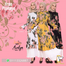 ARALYN DRESS