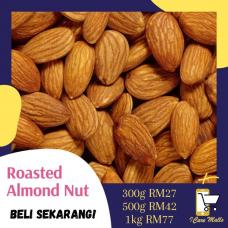 Roasted Almond Nut