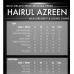 Baju Melayu Teluk Belanga Hairul Azreen