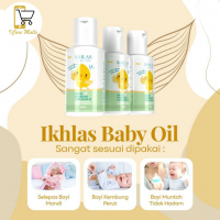 Ikhlas Baby Oil