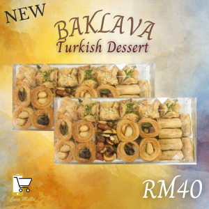 Baklava (Turkish Dessert)