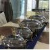 Buffet Chaffing Dish Set of Five