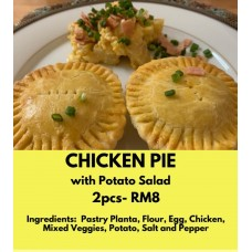 [Express Delivery Only] CHICKEN PIE WITH POTATO SALAD