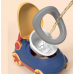 Baby Potty Car