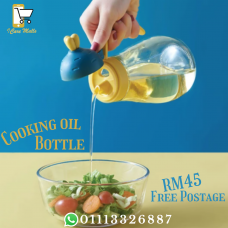 Carrot Cooking Oil Bottle