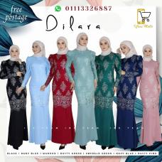 Dilara Exclusive Lace Kurung