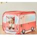 Kid's Adorable Indoor Car Tent