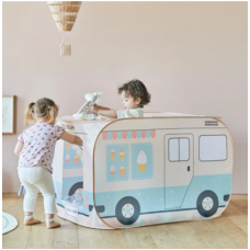 Kid's Adorable Indoor Car Tent