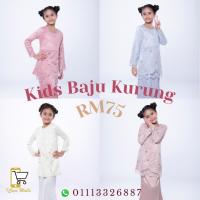 Kids Baju Kurung