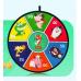 Kids Learning Dart Board