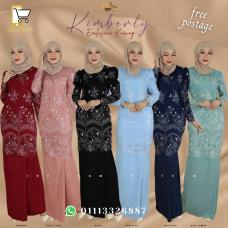 Kimberly Exclusive Kurung