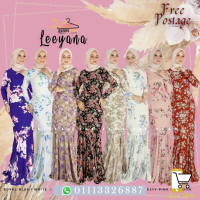 Leeyana Exclusive Kurung