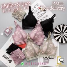 Chiffon & Lace Lingerie