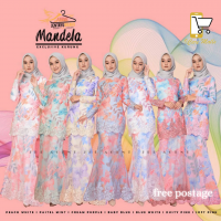 Mandela Exclusive Kurung