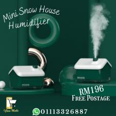 Mini Snow House Humidifier