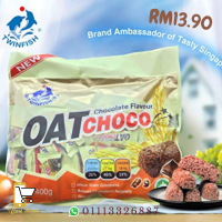 Oat Choco Chocolate Flavour