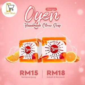 Oyen Handmade Citrus Soap