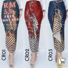 Batik Pario Skirt