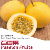 Passion Fruit 500g+-/pkt