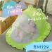 Baby Mosquito Net + Non-Slip Food Matt