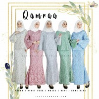 Qamraa Exclusive Lace Kurung