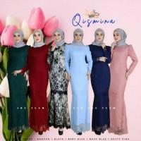 Qismina Exclusive Lace Kurung