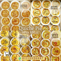 Quiche Savory Pie