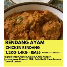 [Express Delivery Only] RENDANG AYAM