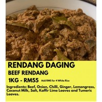 [Express Delivery Only] RENDANG DAGING