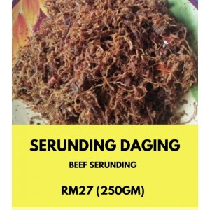 [Express Delivery Only] SERUNDING DAGING