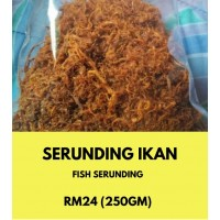 [Express Delivery Only] SERUNDING IKAN