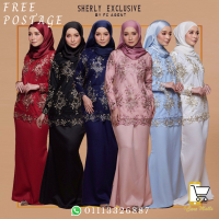 Sherly Exclusive Kurung