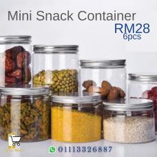 Mini Snack Container