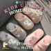 Kids Unicorn Home Slippers