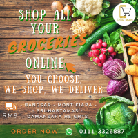 Fresh Groceries [Express Delivery]