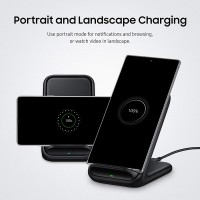 Wireless Charger Stand 15W