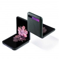 Samsung Galaxy Z Flip Leather Case