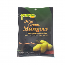 Dried Green Mangoes