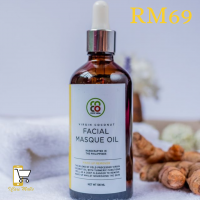 Facial Masque Oil - Make-Up Remover