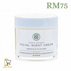 Virgin Coconut Facial Night Cream