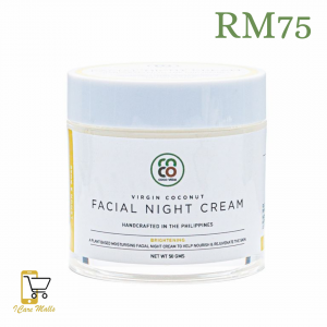 Virgin Coconut Facial Night Cream