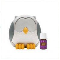 Young Living Feather the Owl Kids Ultrasonic Diffuser