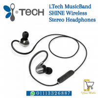 i.Tech MusicBand SHINE Wireless Stereo Headphones