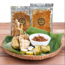 Serunding Daging Kg Laut, Kelantan