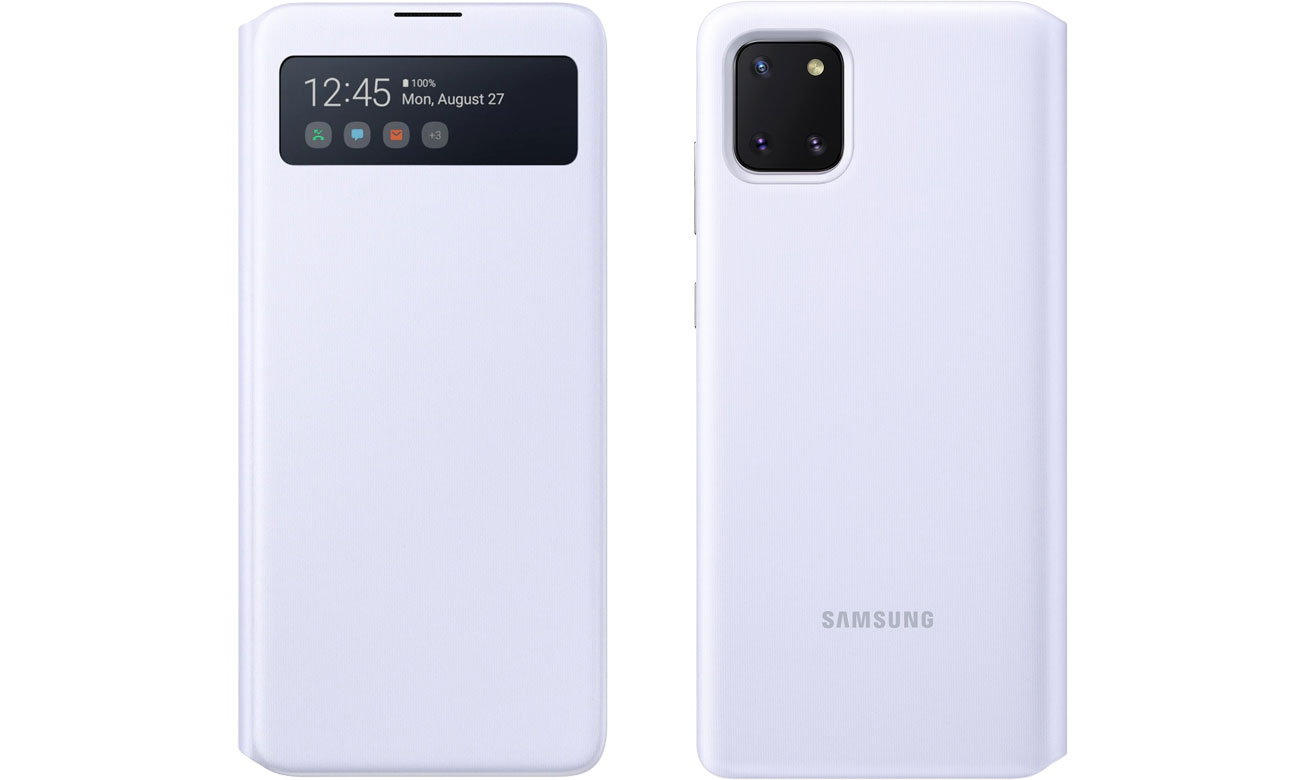 S VIEW WALLET COVER NOTE10 LITE & A71